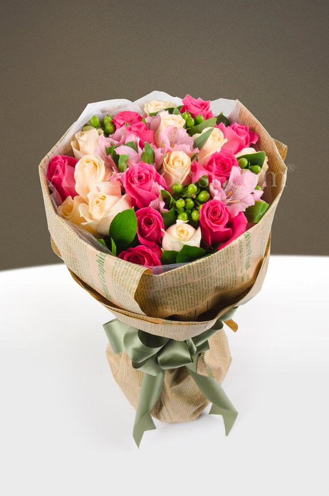 Mix Roses  Bouquet